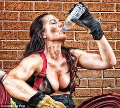 women firefighters - Google Search