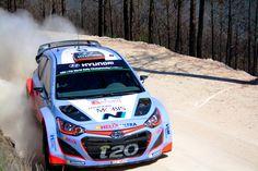 Überraschend? Ja schon ein wenig! Der neuseeländer Paddon liegt in Führung mit seinem Hyundai i20 WRC. Es sind noch 7 Prüfungen zu absolvieren. Momentan kann ihm eigentlich nur das Weltmeisterteam ... weiterlesen