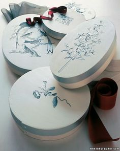 """See the """"Decoupaged Boxes"""" in our Decoupage Crafts  gallery"""
