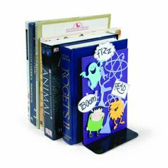 Fizz, Boom, Read! Bookend
