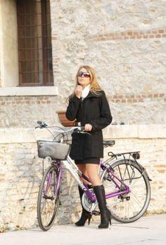 ms. italian cycle chic