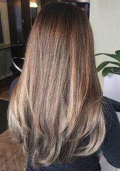 Balayage on Straight Hair | Short, Medium length, Long