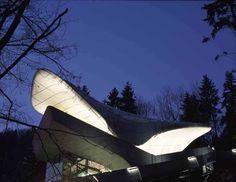 Nordpark Cable Railway Innsbruck Innsbruck Buildings, Austria – design by Zaha Hadid Architect