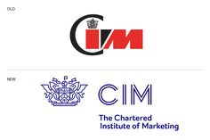Chartered Institute of Marketing - Rob Clarke Type Design & Lettering