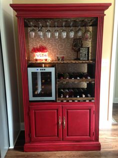 Refurbished Furniture, Bar Furniture, Repurposed Furniture, Furniture Projects, Furniture Making, Furniture Makeover, Painted Furniture, Diy Home Bar, Bars For Home