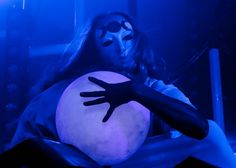 In This Moment's performance Saturday night at Rams Head Live! in Baltimore was a splendid continuous vision of macabre costumes and...