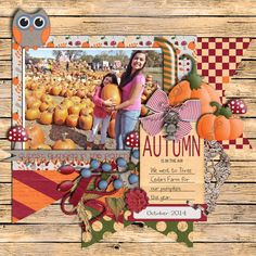 Created using Sus Designs One Year Fall http://www.scraps-n-pieces.com/store/index.php?main_page=product_info&cPath=66_234&products_id=9870  #SusDesigns #OneYearFall #DigitalScrapbooking