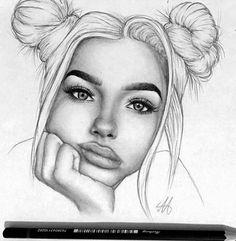 art, draw, drawing, girl, sketch