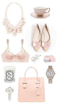 collection in pale link