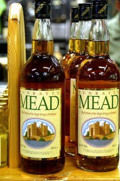 Bunratty Mead.