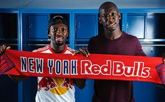Shaun Wright-Phillips ny red bulls | ... joined brother Bradley at New York Red Bulls Photo: NEW YORK RED BULLS