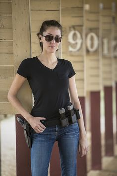 Episode#38:  Carrie Lightfoot and Barbara Baird launch a series on Designing Women in the gun world, kicking it off with Lauren Hudson – a gun designer who created the innovative H9, a sleek 9mm semi-auto gun. As always, the hosts discuss trending news, cool products and shooting events. Sponsored by Ruger.