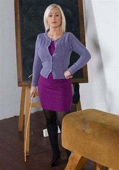 expatsub: After school punishment is not a detention in this school, still if anybody is going to cane you ………… a few of days of pain and a lifetime of memories Librarian Style, Female Supremacy, Pantyhose Legs, Dominatrix, Work Fashion, Mistress, Sexy Outfits, My Girl, Professor