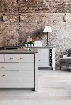 Limehouse kitchen #contemporary #kitchen #neptune www.neptune.com