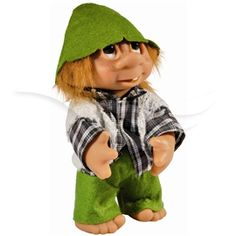 Willie Trold, Thomas Dams last troll German Mythology, Fairy Village, Troll Dolls, Leprechaun, Fairy Gardens, Little People, Gnomes, Fairies, Fun Stuff