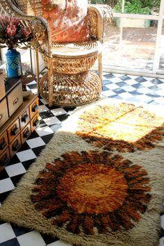desire to inspire | Danish Rya rug