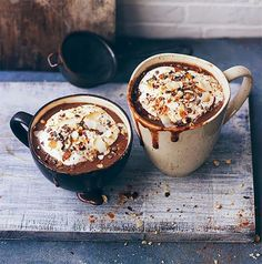 varm choklad kardemumma