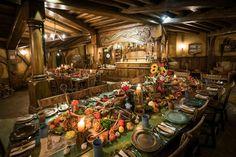 Hobbit inspired Thanksgiving