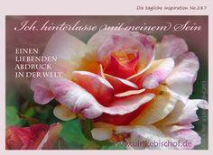 Die tägliche Inspiration No.287  www.inspirationenblog.wordpress.com  www.ulrikebischof.de