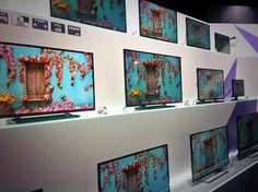 Panasonic 2014 LED TV Television