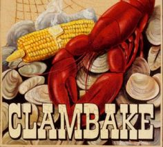 clam bake ideas