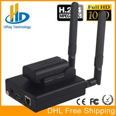DHL Free Shipping MPEG-4 H.264 HD Wireless WiFi HDMI Encoder For IPTV, Live Stream Broadcast, HDMI Video Recording RTMP Server #Affiliate