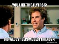 So hard to find Flyers fans