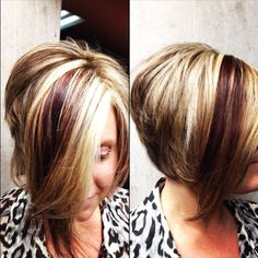 97 Inspirational Colored Bob Haircuts In How to Style Wavy Hair for Great Control, Hair Color and Cut Ideas 47 Hot Long Bob Haircuts and, 50 Best Bob Hairstyles for Black Women to Try In 2020 Hair, 15 Ways to Add Bright Color to Your A Line Bob Haircut. Inverted Bob Hairstyles, Long Bob Haircuts, 2015 Hairstyles, Trendy Hairstyles, Bob Hair Color, Hair Color And Cut, Hair Growth Treatment, Great Hair, Hair Dos