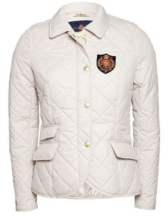 Morris Lady Audrey Quilted Jacket Offwhite Quilted Jacket, Off White, Style Me, Lady, Womens Fashion, Casual, Jackets, Down Jackets, Women's Fashion