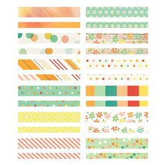 Washi Paper Tape | Simple Stories