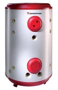 heat accumulator tank
