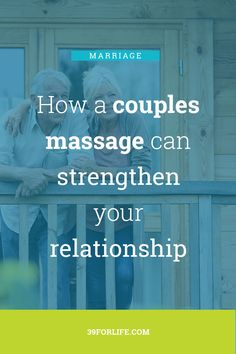 Never underestimate the power of touch in strengthening a relationship. This article explores the benefit couples massage adds to any relationship. Massage Tips, Massage Benefits, Massage Therapy, Acupressure Massage, Physical Pain, Chronic Stress, Healthy Relationships, Touch, Couples