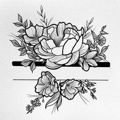 Peonies Tattoo, Warsaw Poland, Polish Girls, All Tattoos, Angel Tattoo Men, Lower Back Tattoos, Arm Band Tattoo, Tattoo Images, Picture Tattoos