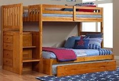 #2114 $499.99 (shown with optional trundle unit) Discount Furniture Yard (863)606-5988