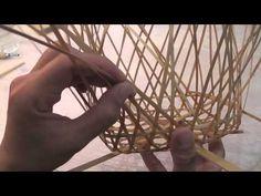 ▶ 六つ目籠3縁の処理 - YouTube