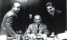 Polish-Jewish immigrants Phil and Leonard Chess, joined later by Leonard's son Marshall (right) founded and ran Chess Records, Chicago's world-renown blues label, home to Willie Dixon, Muddy Waters, Howlin' Wolf, Little Walter and countless other blues legends.