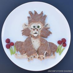 Monkey by JACOB'S FOOD DIARIES (@jacobs_food_diaries)