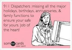Police dispatchers