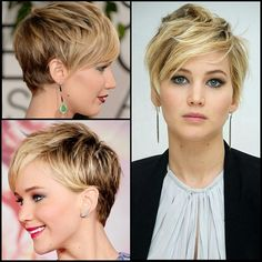 30 Hottest Short Layered Haircuts Right Now (Trending for - Style My Hairs Short Layered Haircuts, Layered Bob Hairstyles, Short Hairstyles For Women, Pretty Hairstyles, Bobs For Thin Hair, Short Hair With Layers, Short Hair Cuts, Short Hair Styles, Baby Blonde Hair