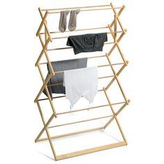 Manufactum: Wäscheständer Holz | Wäsche Sortieren und Trocknen, 120 Euro