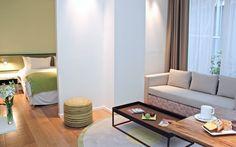 Vitrum Buenos Aires hotel rooms: Junior Suite 3