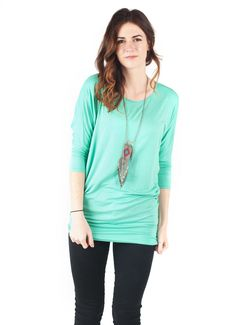 GroopDealz | Solid Knit Tunic #solidtunic #looksforless #comfylooks #tuincs