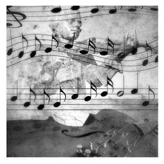Violinisten (Dekorative Kunst) Poster bei AllPosters.de