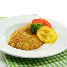 One Perfect Bite: Parmesan Baked Fish Fillets + Tartar Sauce
