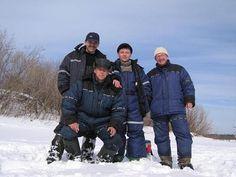 Каталог зимних костюмов для рыбалки