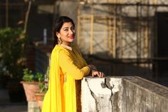 Popular actress Deepa Khandakar has been in the television industry for more than 22 years. She used to be a regular presence on the tele-fictions of BTV. Currently, she is busy with a number of projects