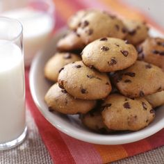 Weight Watchers Recipes | WeightWatchers.ca: Weight Watchers Recipe - Chocolate Chip Cookies