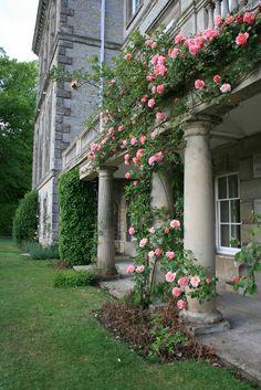 Ragley Hall.  Warwickshire, England