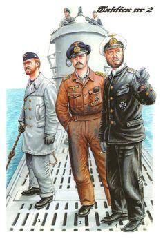 U-boat crew