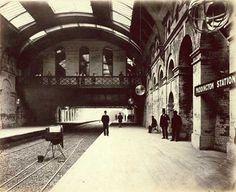 Roger Fenton - Paddington Station